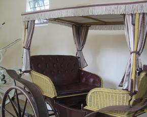 A Festetics kastély Kocsimúzeuma