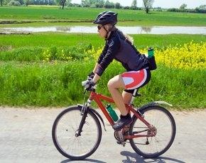 A Kis-Balaton kerékpárral
