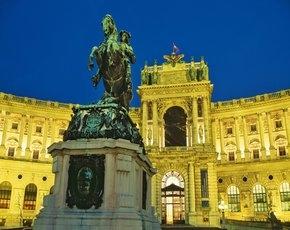 Bécs, Ausztria, München, Budapest
