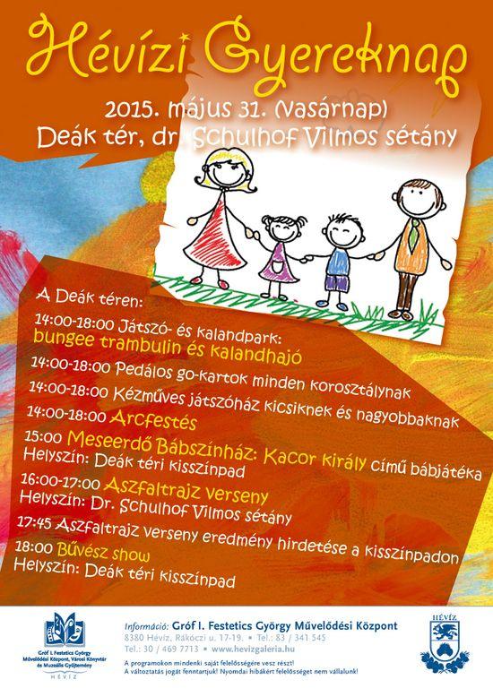 Gyereknapi program